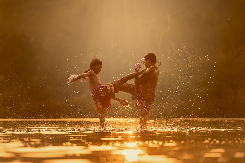 Taekwondo pak kopen